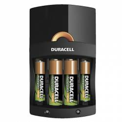 Duracell GoMobile Charger AAA and AA Battery - شارژر قابل حمل باتری قلمی و نیم قلمی دوراسل