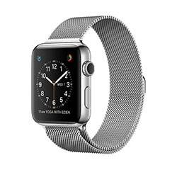 Apple Watch Series 2 Stainless Steel Case with Milanese Loop 38mm - ساعت هوشمند اپل سری 2