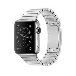 Apple Watch Series 2 Stainless Steel Case with Link Bracelet 38mm