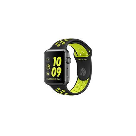 Apple Watch Series 2 Aluminum Case with Nike Sport Band 42mm - ساعت هوشمند اپل سری 2 42 میلیمتر