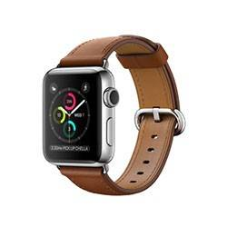 Apple Watch Series 2 Stainless Steel Case with Classic Buckle 42mm - ساعت هوشمند اپل سری 2 42 میلیمتر
