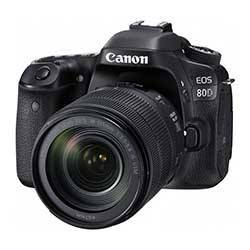 Canon EOS 80D 18-135mm F3.5-5.6 IS USM - دوربین دیجیتال کانن ای او اس 80 دی با لنز 135-18