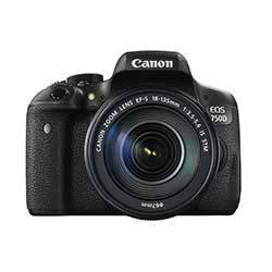 Canon EOS 750D kit 18-135mm f/3.5-5.6 IS STM - دوربین دیجیتال کانن ای او اس 750 دی با لنز 135-18