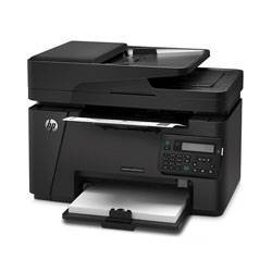 HP LaserJet Pro MFP M127fs Multifunction Laserjet Printer پرینتر لیزری