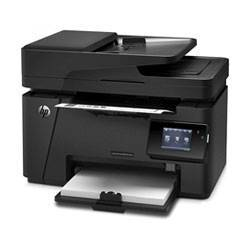 HP LaserJet Pro MFP M127fw Multifunction Laser Printer - پرینتر لیزری