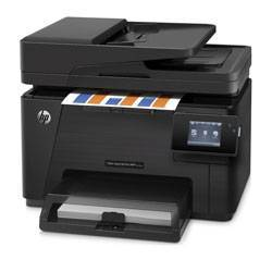 HP LaserJet Pro MFP M177fw Multifunction Printer پرینتر چند کاره اچ پی