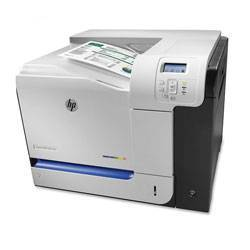 HP LaserJet Enterprise 500 Color M551DN Printer - پرینتر لیزری اچ پی مدل M551DN