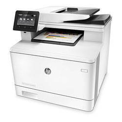 HP M477fnw Color LaserJet Multifunction Printer - پرینتر لیزری اچ پی