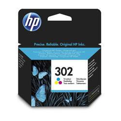 HP 302 Tri-color (F6U65AE) Toner Cartridge - کارتریج تونر اچ پی 302