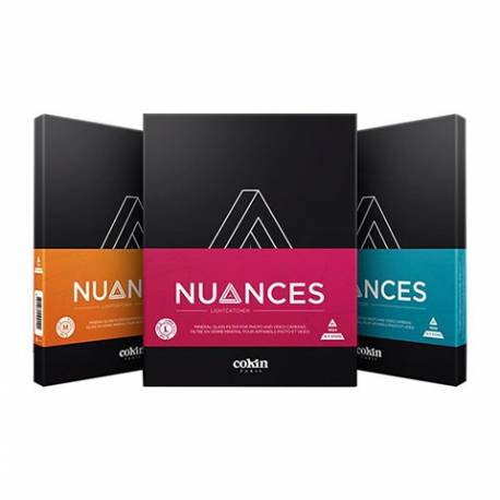 Cokin Nuances Lightcatcher ND Z8