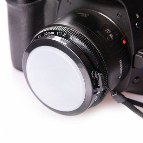 Phottix White Balance Lens Filter Cap 58mm