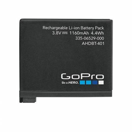 GoPro Rechargeable Battery for HERO4 - باطری قابل شارژ 1160 mAh برای گو پرو هیرو4