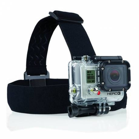 GoPro Head Strap Camera Mount+Quick Clip - بند دور سر گوپرو