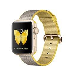 Apple Watch Series 2 Aluminum Case with Woven Nylon 42mm