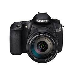 Canon EOS 70D kit 18-200mm IS - دوربین دیجیتال کانن ای او اس 70 دی با لنز 200-18