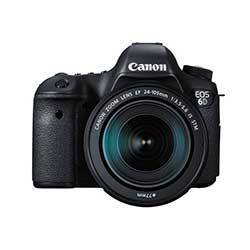 Canon EOS 6D kit 24-105 F3.5-5.6 IS STM - دوربین دیجیتال کانن ای او اس 6 دی با لنز 105-24