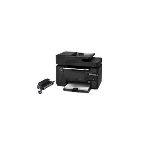 HP LaserJet Pro MFP M127fn with Handy Phone Multifunction Printer