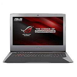 Asus ROG G752VY- Core i7 -32GB - 2TB & 5400RPM - 4GB- Win10 - لپ تاپ ایسوس راگ G752VY