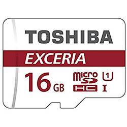 کارت حافظه توشیبا EXCERIA M302 microSDHC With Adapter - 32GB