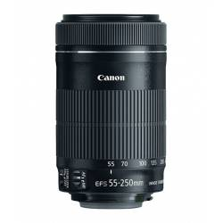 Canon EF-S 55-250mm f/4-5.6 IS STM - لنز کانن EF-S 55-250mm f/4-5.6 IS STM
